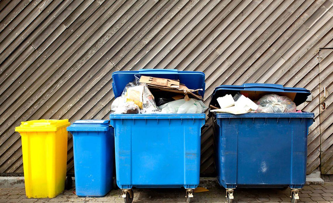 Управляющую компанию оштрафовали за плохое состояние муниципальной площадки для сбора мусора.