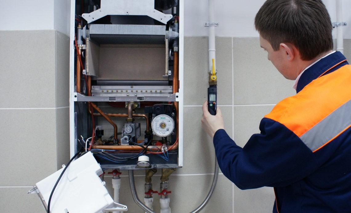 Диагностирование газового оборудования – лишняя строка в квитанции
