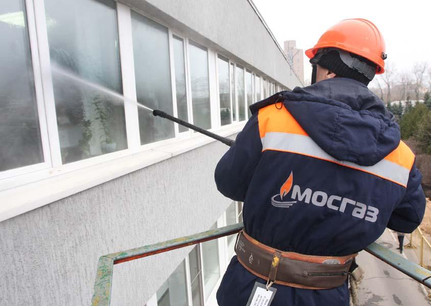 В Москве появились «лжегазовики»