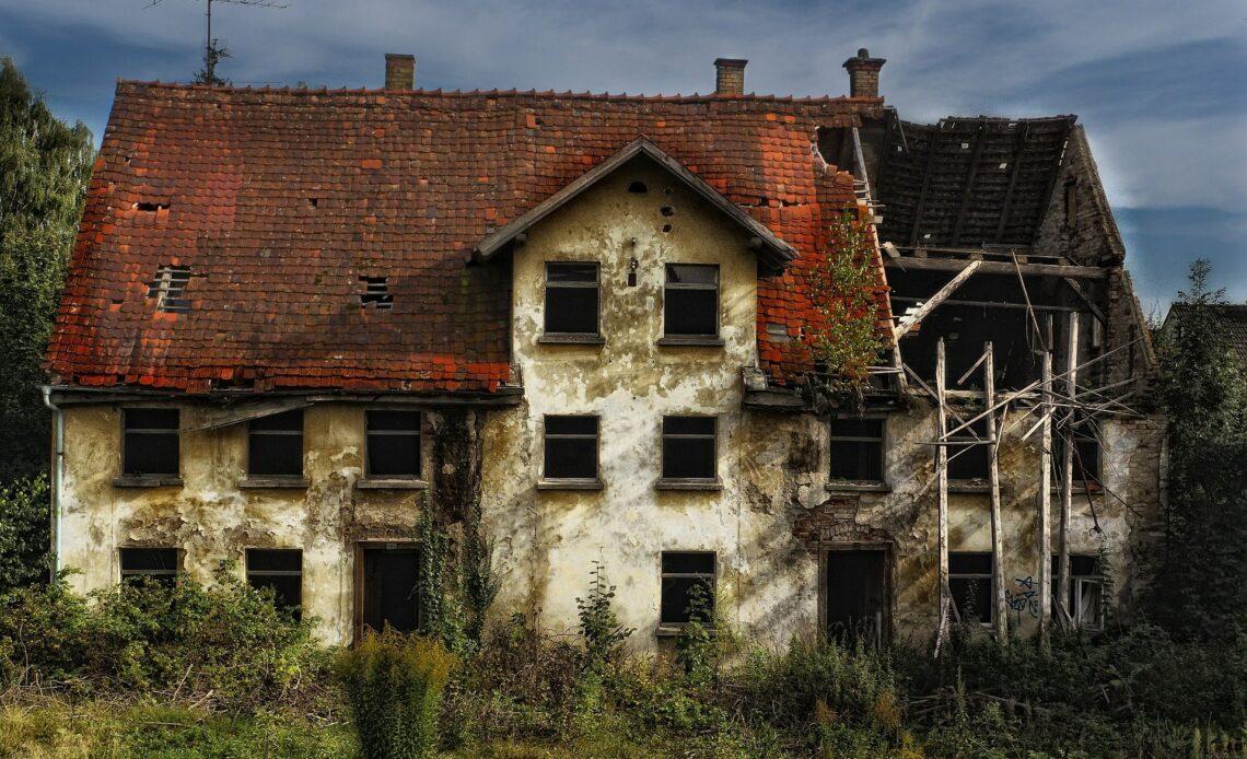 дом без управления