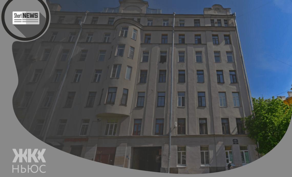 дом 19 по 18-й линии ВО Санкт-Петербурга